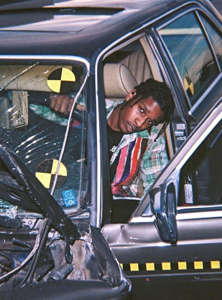 A$AP Rocky Press Photo