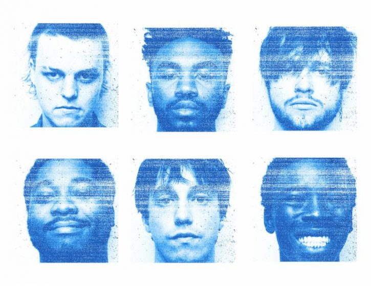 BROCKHAMPTON Press Photo