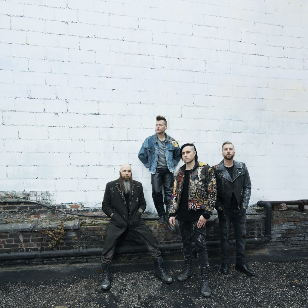 Three Days Grace Press Photo
