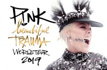 P!NK Announces Additional North American Dates In 2019 for Beautiful Trauma World Tour