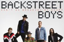 "Backstreet Boys Release Brand New Single & Video For ""Don't Go Breaking My Heart"""