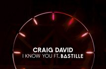 "Craig David Reveals Official Music Video For New Single ""I Know You"" Ft. Bastille"