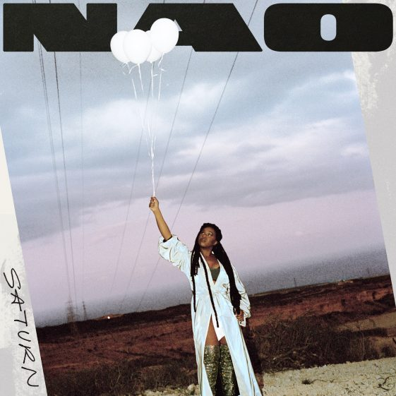 Image result for NAO RELEASES HER HIGHLY ANTICIPATED SOPHOMORE ALBUM 'SATURN'
