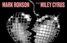 "Mark Ronson Returns with Brand New Single and Video ""Nothing Breaks Like A Heart"" Featuring Miley Cyrus"