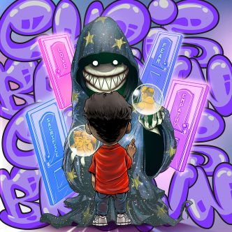 Chris Brown Cover Photo