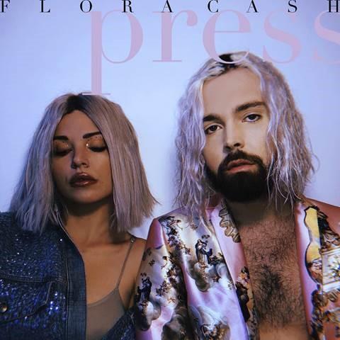 Flora Cash_Press_EP Cover Art