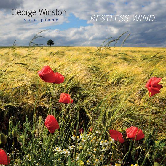 George Winston Press Photo
