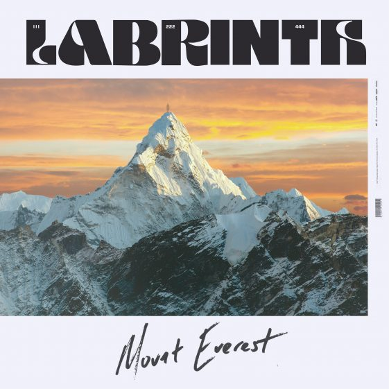 Image result for labrinth mount everest artwork