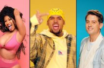 "Global Entertainer And R&B Superstar Chris Brown Releases The Dance-Heavy ""Wobble Up"" Visual Featuring Nicki Minaj & G-Eazy"