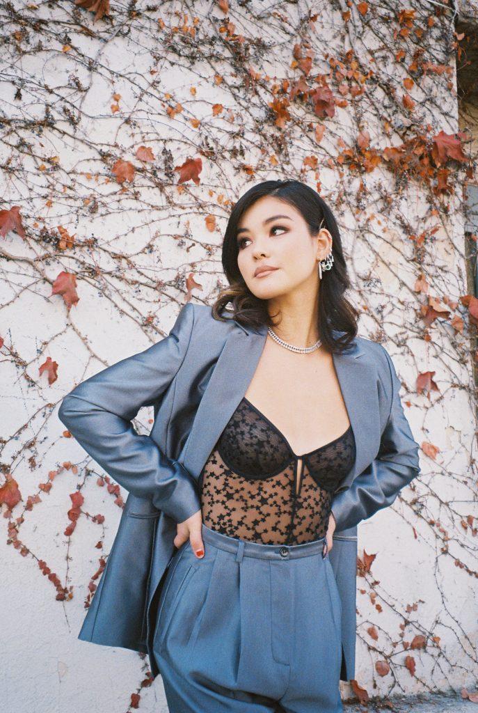 Audrey Mika Press Photo