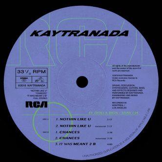 Kaytranada Cover Photo