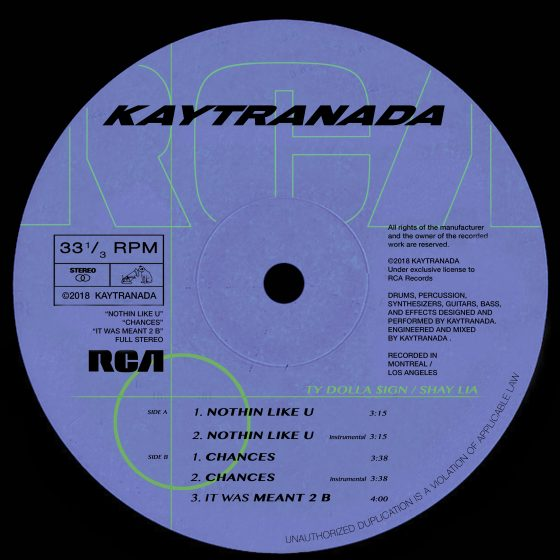Kaytranada Press Photo