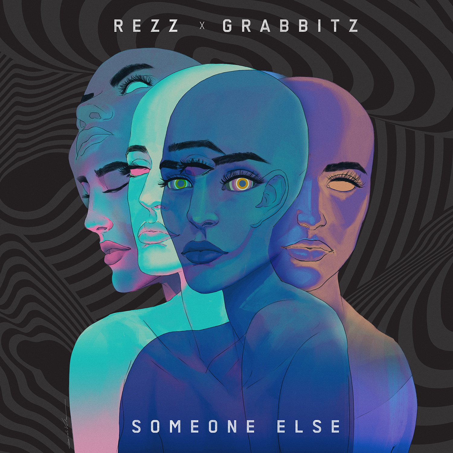 "REZZ And Grabbitz Release Explosive New Single ""Someone Else,"" Out Today On REZZ Music/RCA Records"