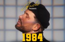 Gashi Presents 1984 Livestream Today Exclusively on Youtube; 1984 Album Out Tonight!