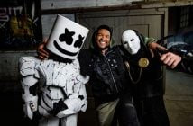 "Marshmello and Imanbek Release ""Too Much"" Featuring Usher - Listen/Watch The Mini Movie Now"