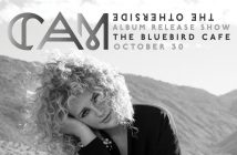 Grammy-Nominated Country Star Cam Announces Special Album Release Show Livestream From The Bluebird Cafe