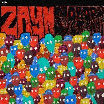 ZAYN Cover Photo