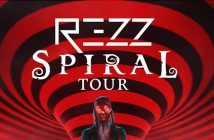 """REZZ ANNOUNCES NORTH AMERICAN HEADLINE DATES FOR """"SPIRAL TOUR"""" - NEW SINGLE """"LET ME IN"""" WITH fknsyd IS OUT THIS FRIDAY ALONG WITH THE MUSIC VIDEO"""