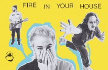 """WALK THE MOON DROP NEW TWO TRACK BUNDLE """"FIRE IN YOUR HOUSE"""" FT. JOHNNY CLEGG & JESSE CLEGG AND """"DNA"""" (THE KEYS) OUT NOW"""