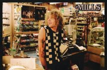 """MILLS RELEASES NEW SONG """"FIVE N' DIME"""" - SUPPORTING PEACH TREE RASCALS ON TOUR THIS FALL"""