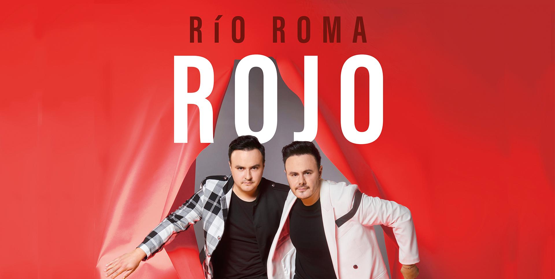 Río Roma - Rojo