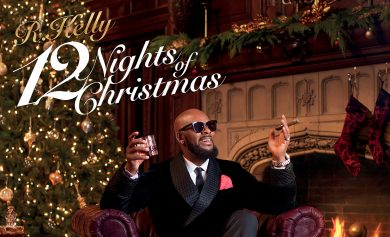 R Kelly Announces 12 Nights Of Christmas