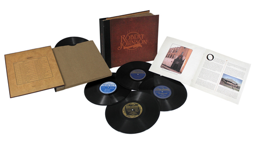 Robert Johnson The Complete Original Masters: Centennial Edition