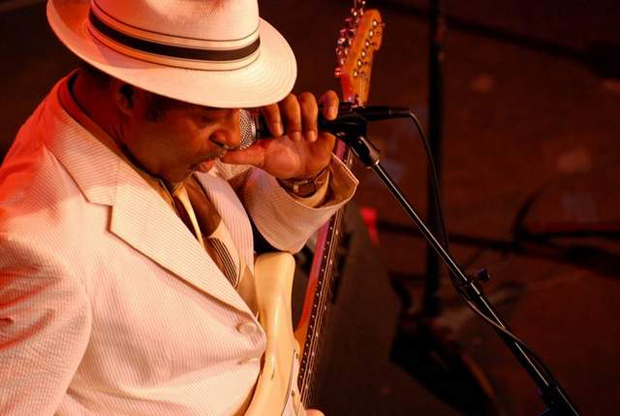 Blues musician Vasti Jackson will portray blues legend Robert Johnson in the play Robert Johnson: The Man, the Myth & the Music