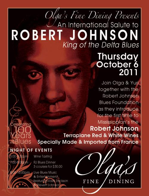 International Salute to Robert Johnson