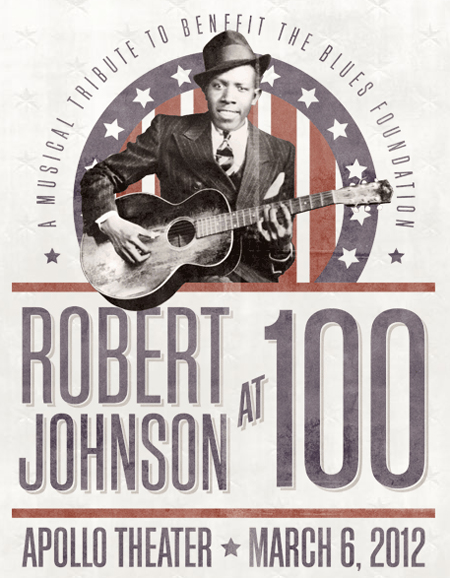 Robert Johnson tribute at Apollo Theater