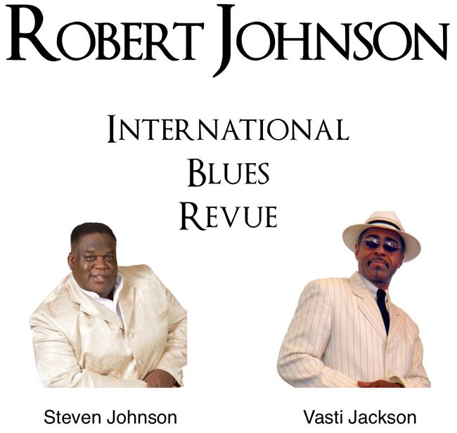 Robert Johnson International Blues Revue