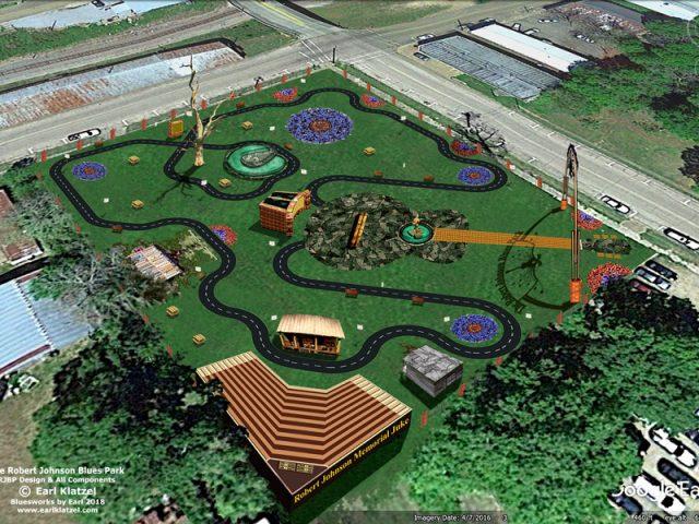 The Robert Johnson Blues Park – Proposal