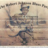 13_RJBP_CertificateofFrendshipforDonorBricks