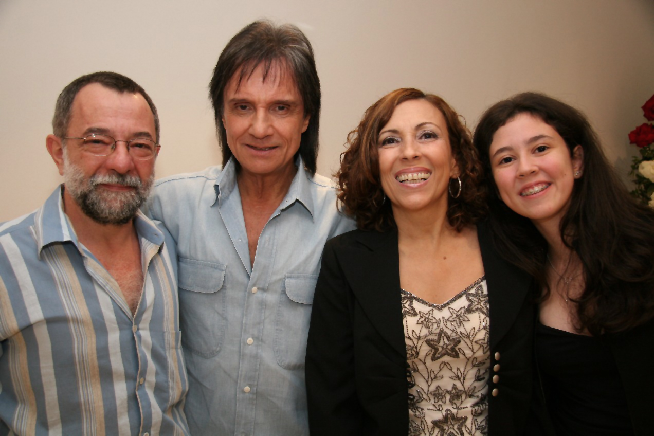 Carmen Gloria e Familia