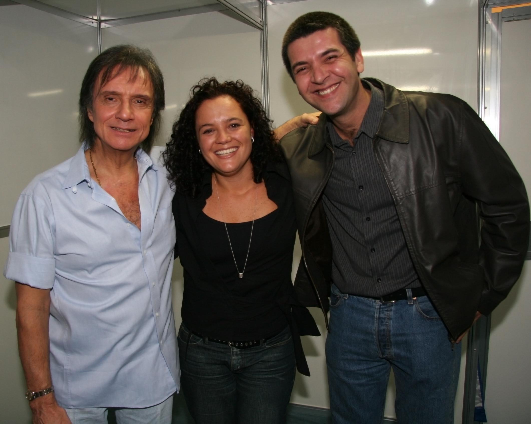 Cristiane Chiarioni e Carlos Rosa Rei