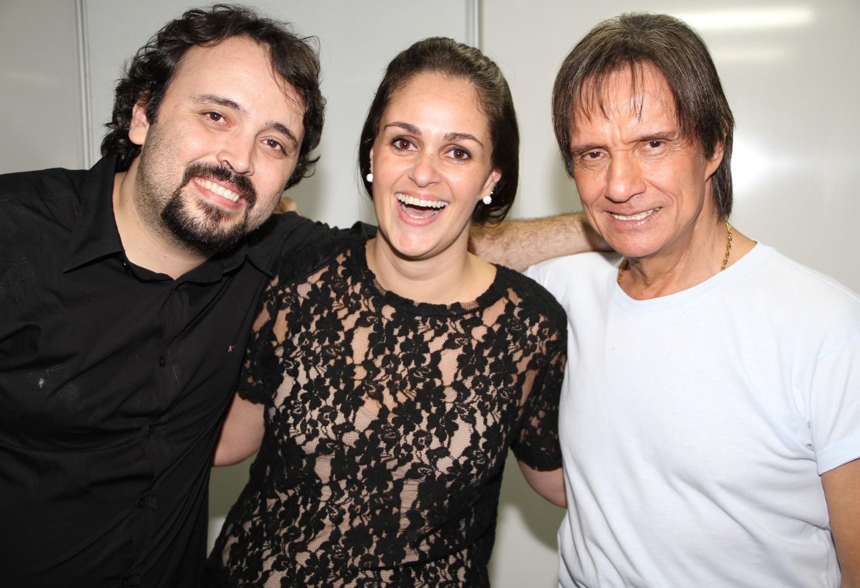 Gustavo Costa e Marcela Sampaio