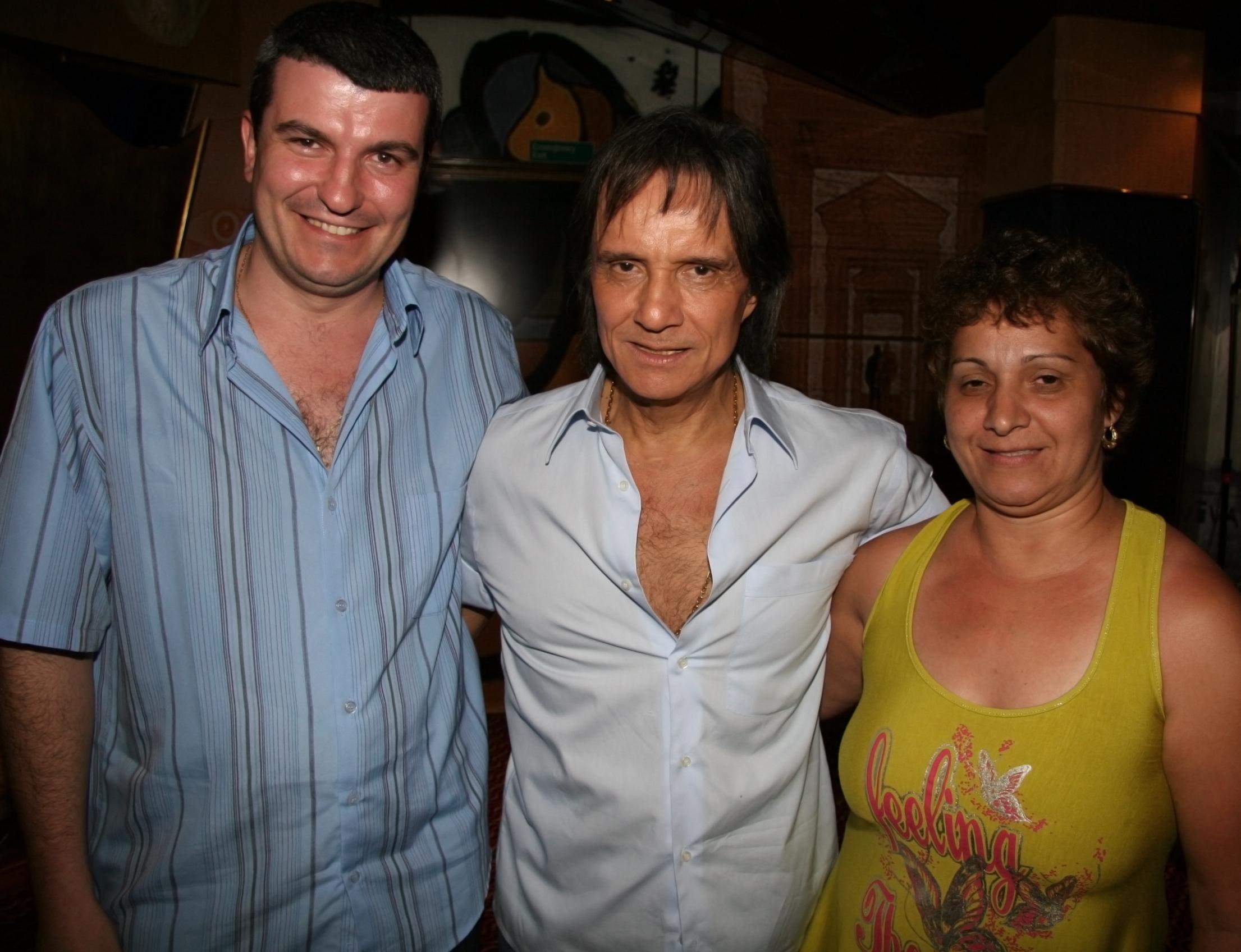 João, Lucas e Edna