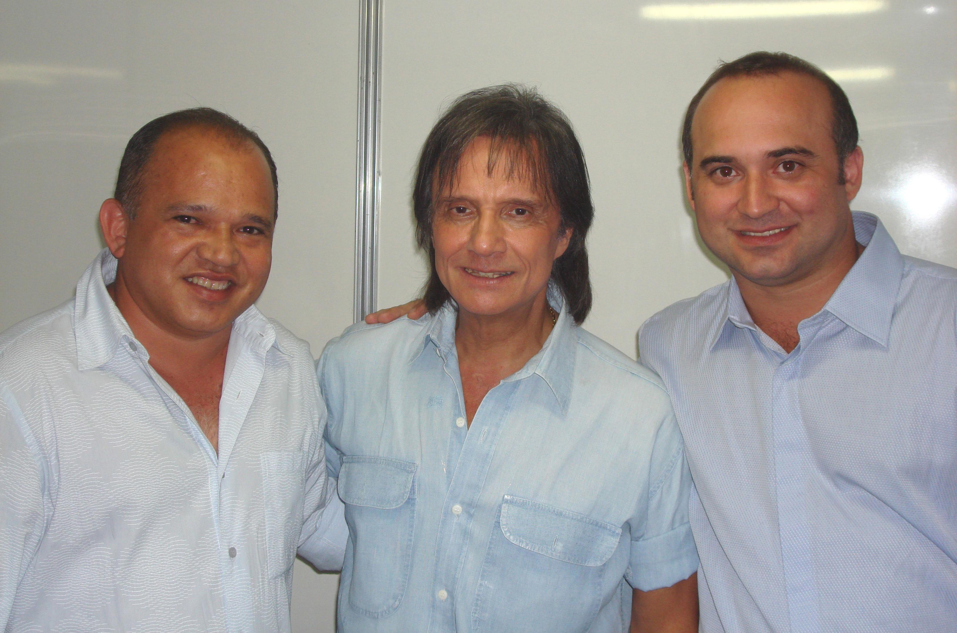 João, Rodrigues e Getúlio Macedo