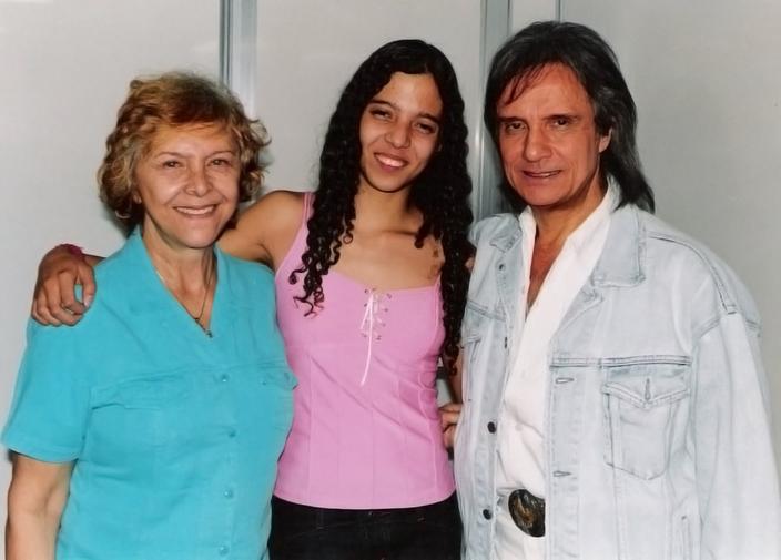 Luiza e Neyde de Paula