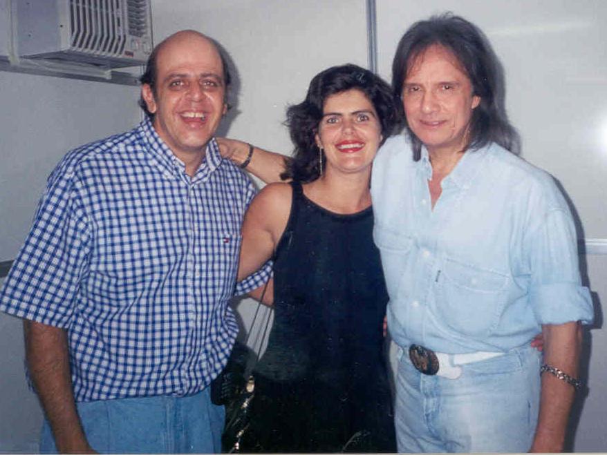 Marcos e Andrea Zacarias