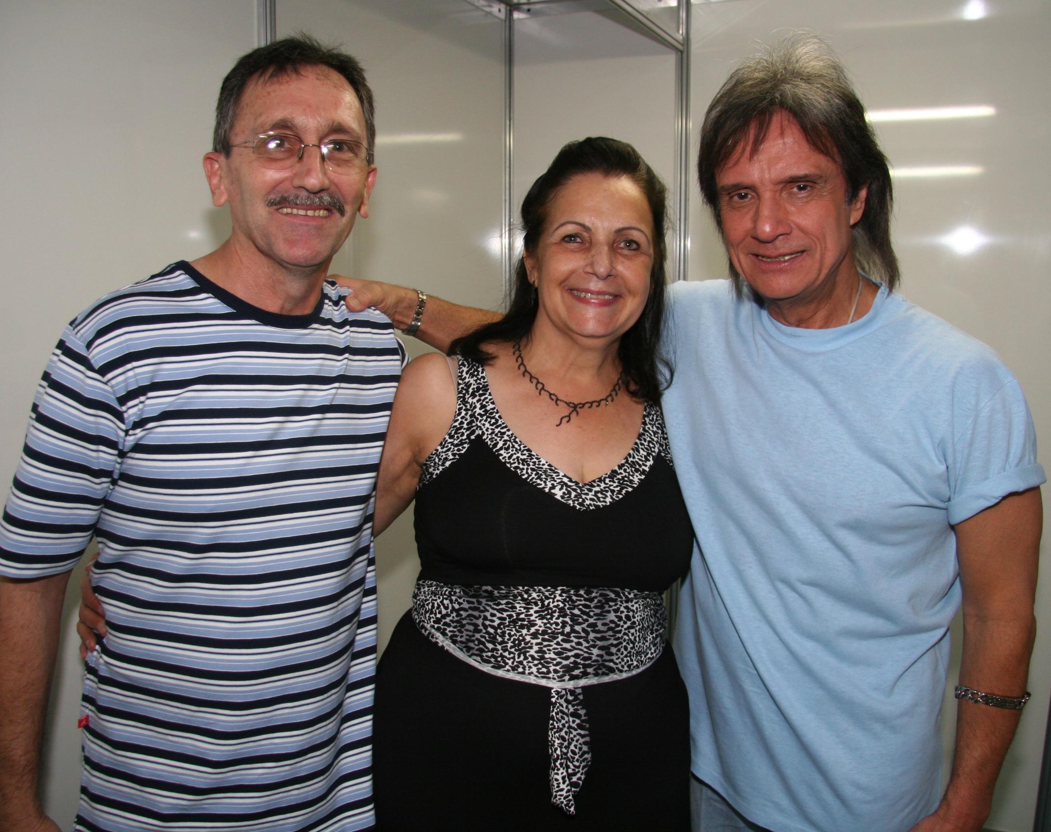 Maria Marques e Vander Martins