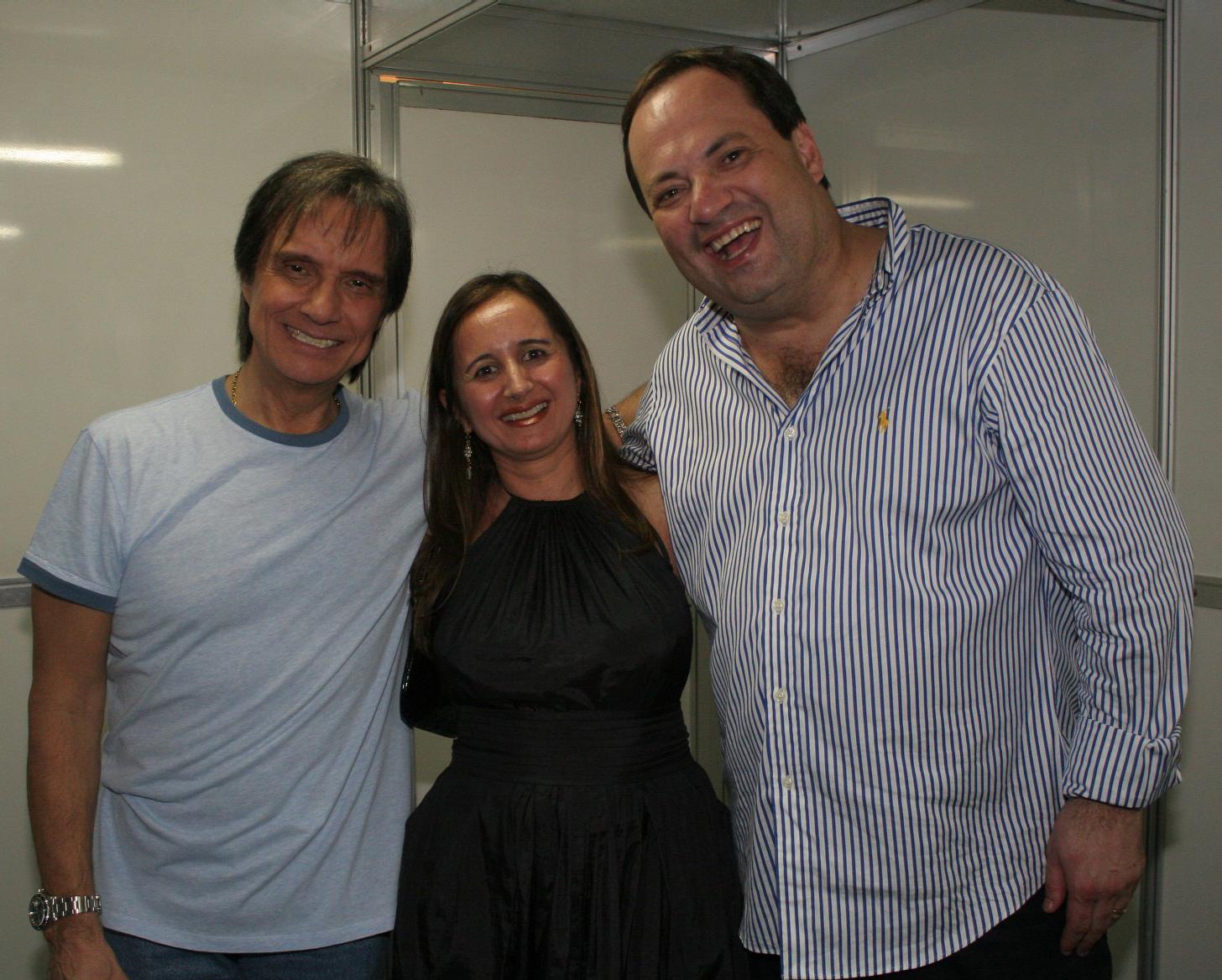 Nestor e Sandra Lemos