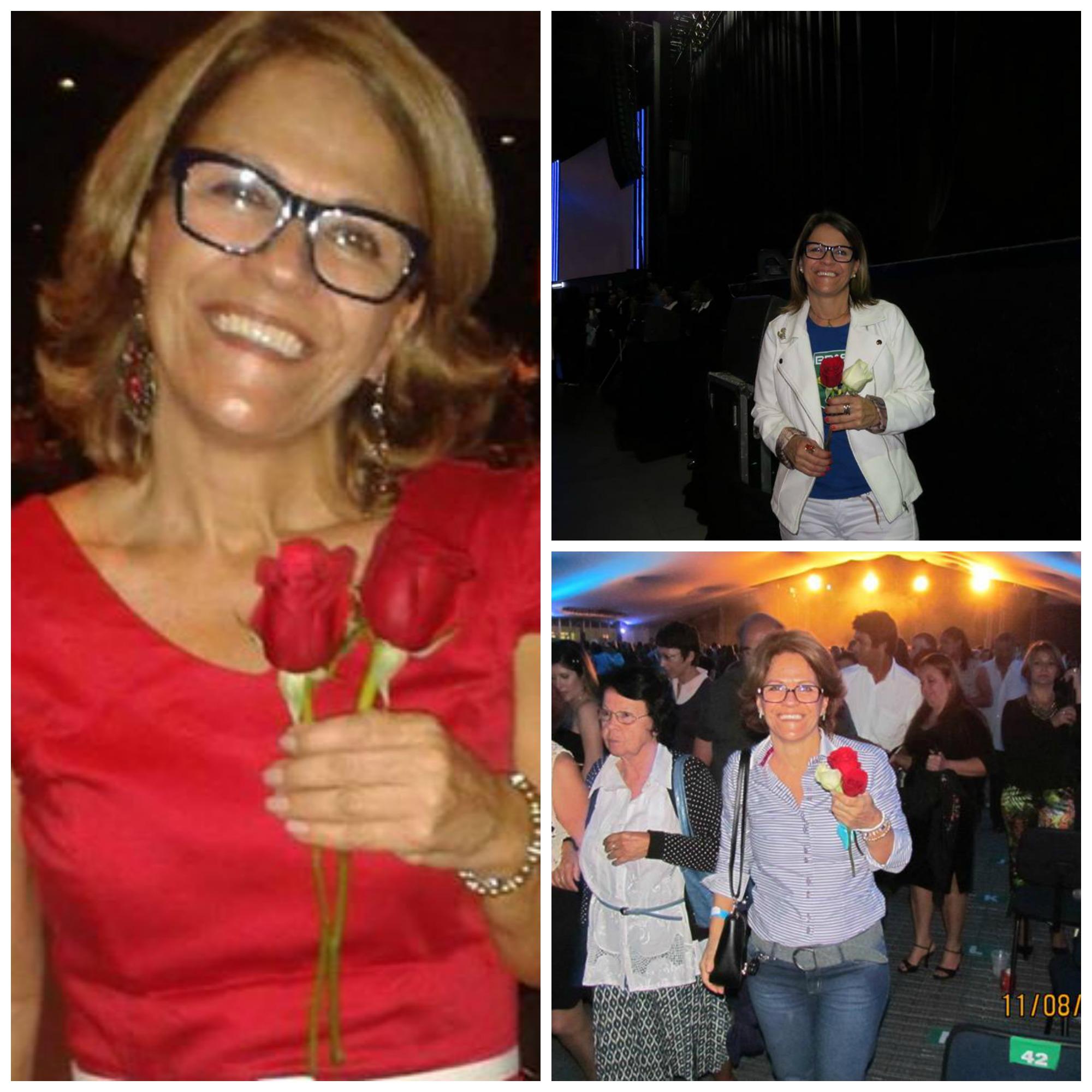 Antonia Santos – São tantas emoções com as rosas - São tantas emoções com as rosas