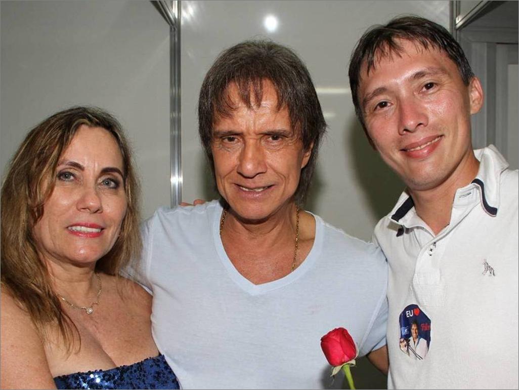 Mazé Silva e Derbson Frota