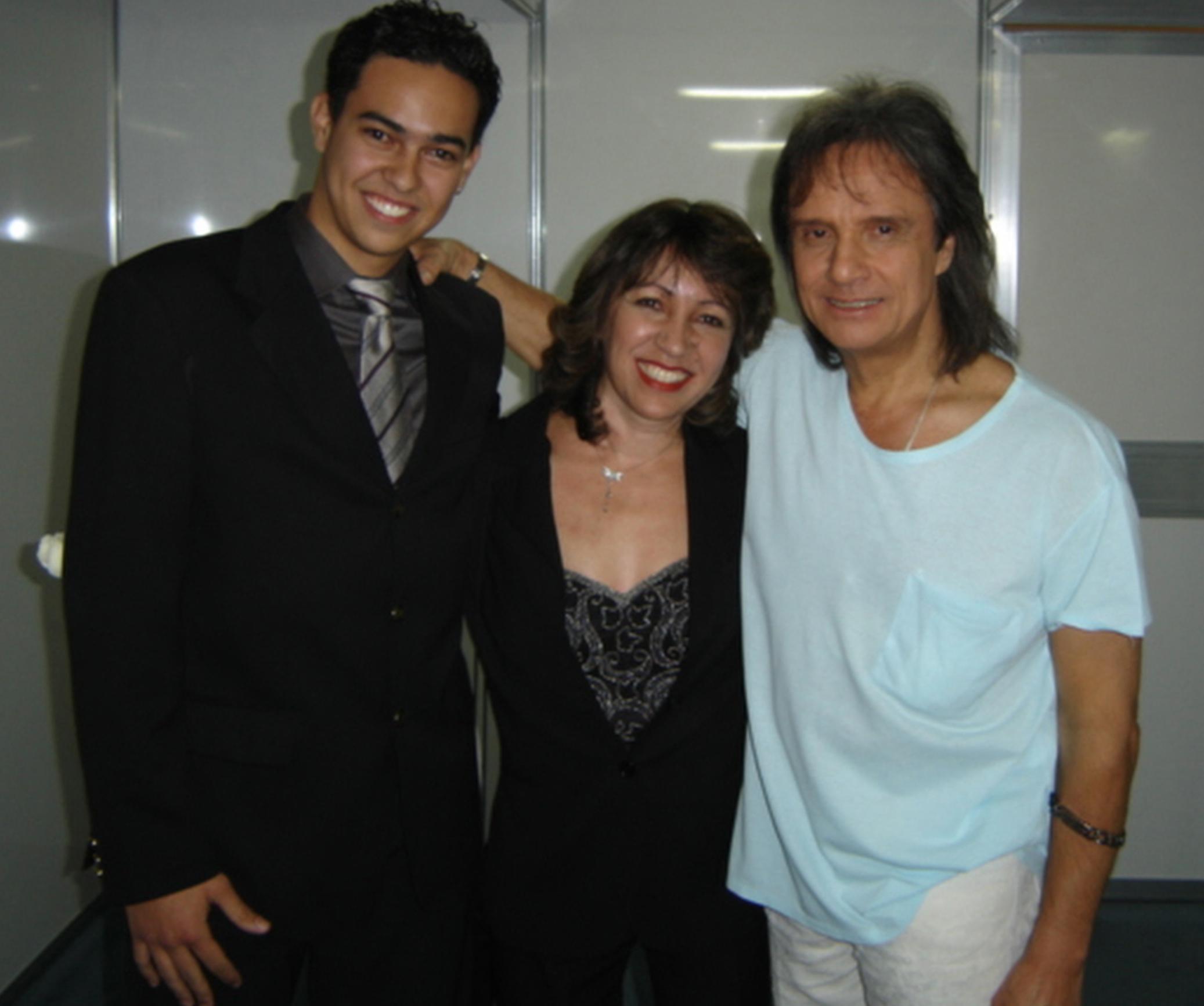 Sandra Coelho e Leonardo