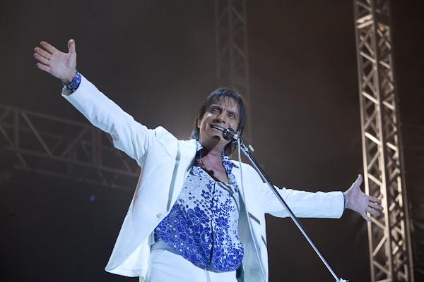 Roberto Carlos em Aracajú 17/10/2015