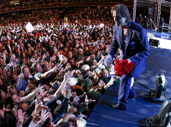 Roberto Carlos em Belo Horizonte 25/5/2013