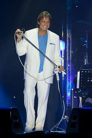 Roberto Carlos em Blumenau 4/4/2013