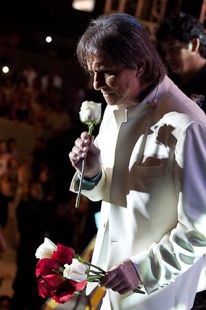 Roberto Carlos em Campina Grande 7/12/2013
