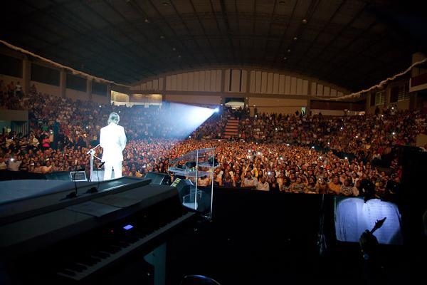Roberto Carlos em Campo Grande 1/10/2015